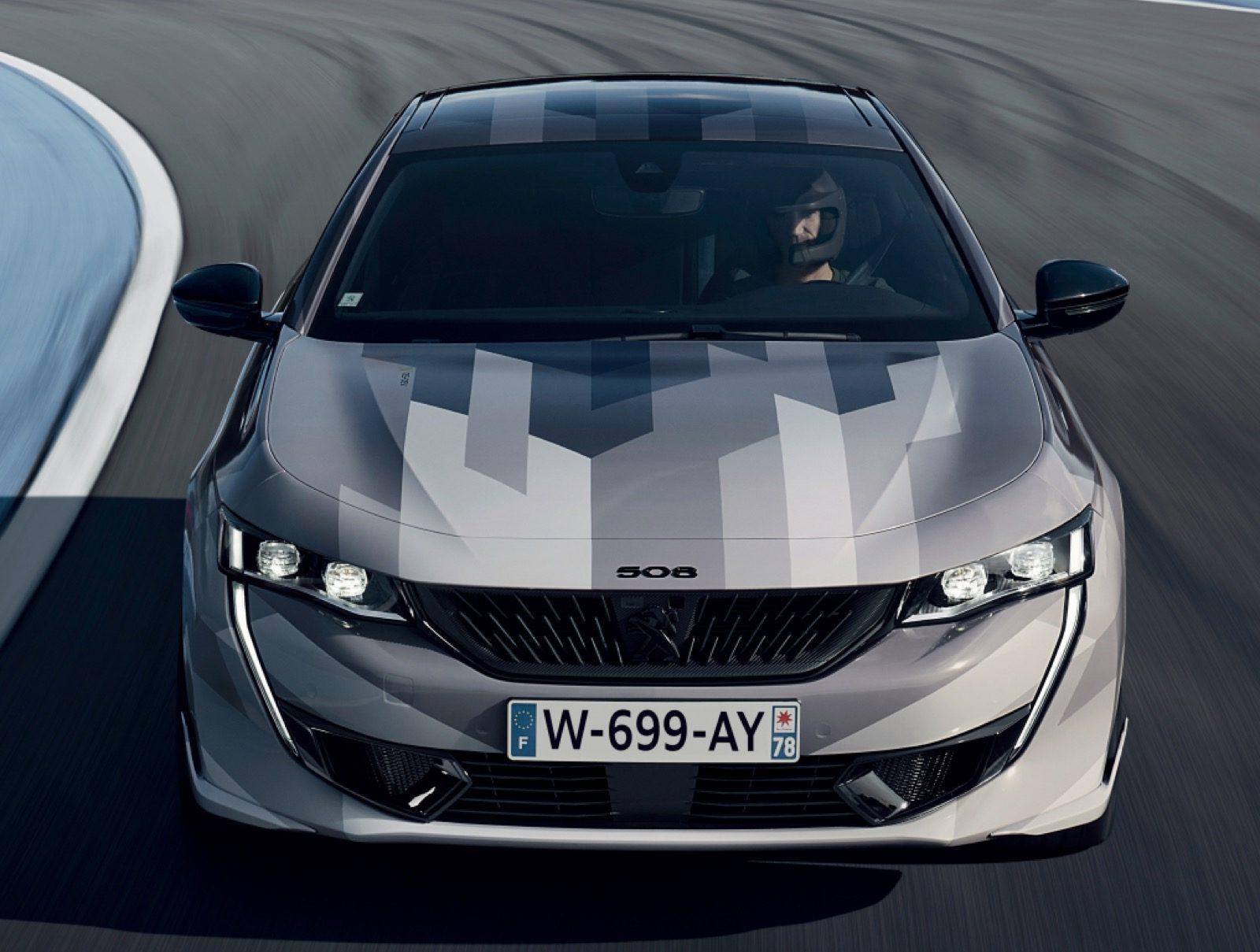Prijs Peugeot 508 PSE