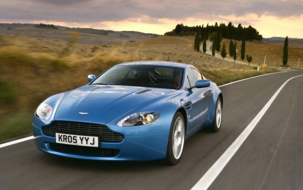 Aston Martin Vantage versies
