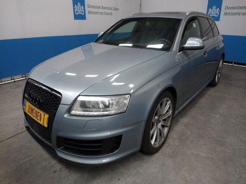Audi RS6 Domeinen