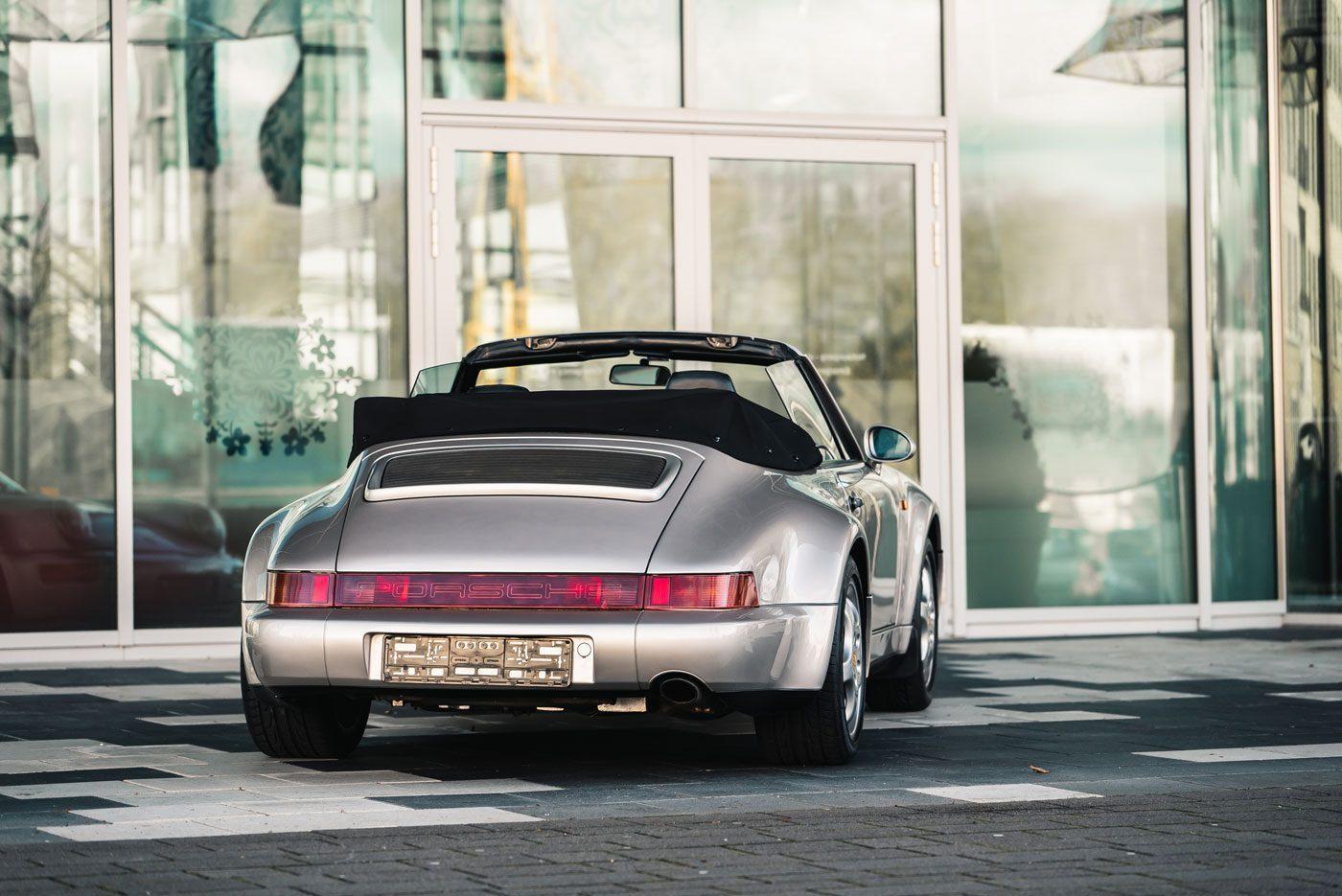 Porsche 911 Cabriolet WTL Maradona