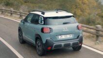 Vernieuwde Citroën C3 Aircross