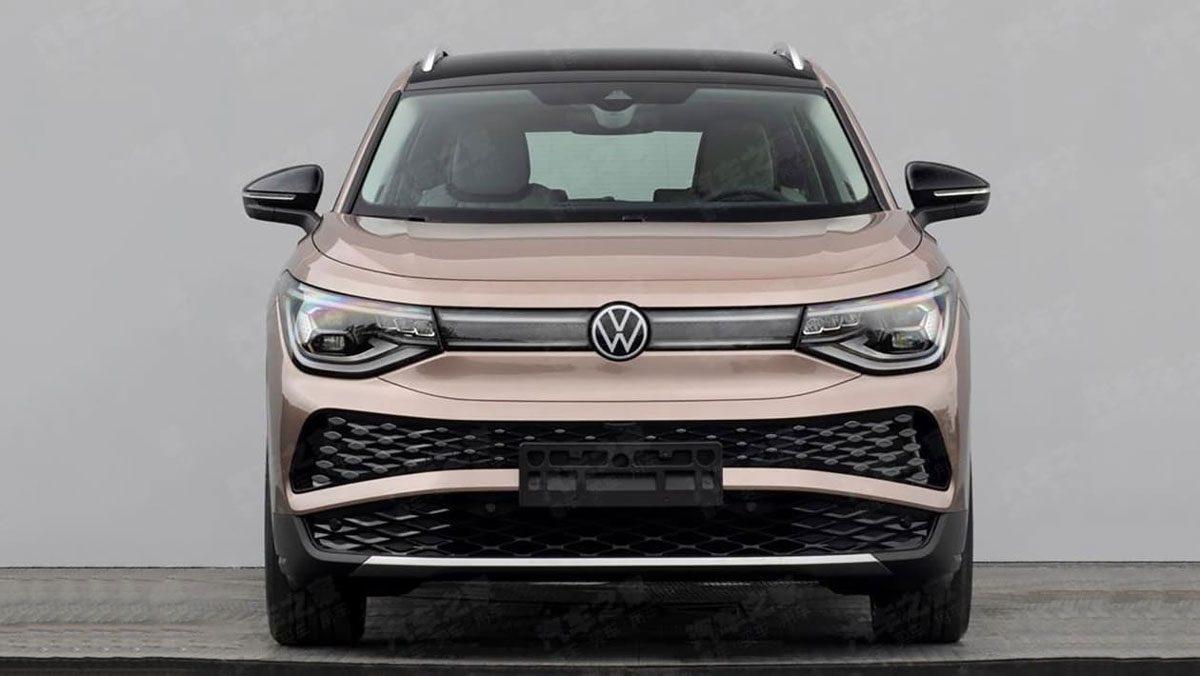 Volkswagen ID.6 gelekt