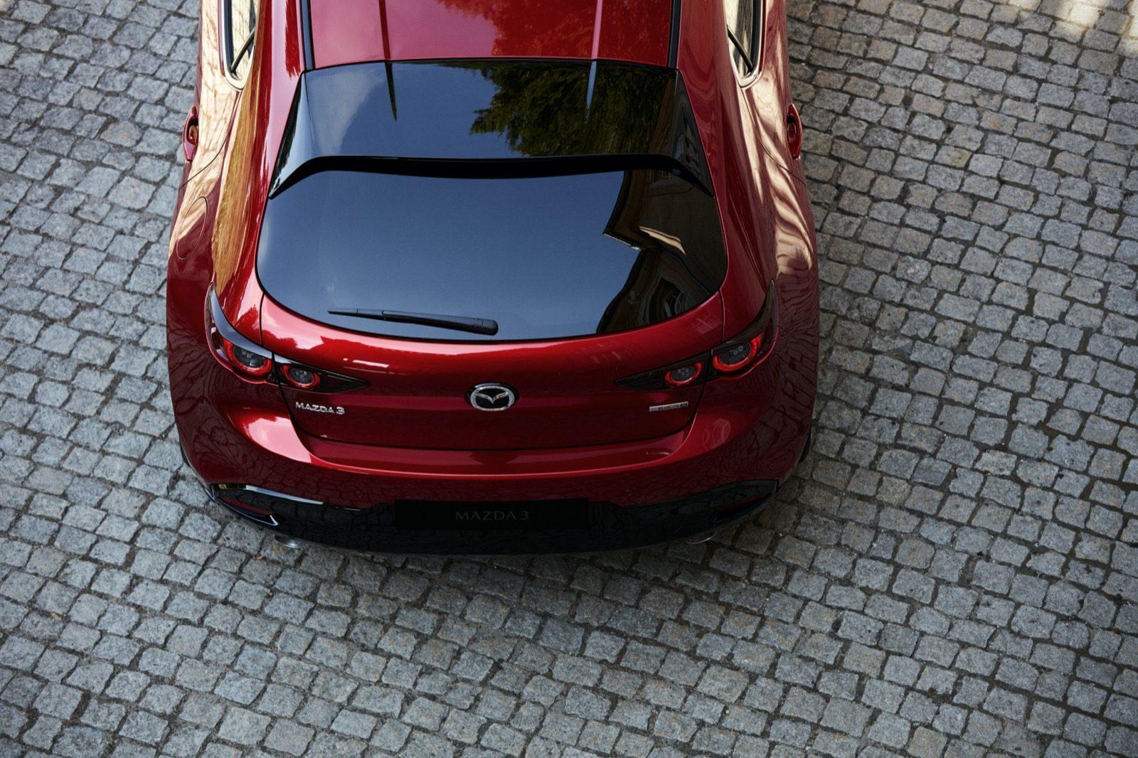 Sportievere Mazda 3