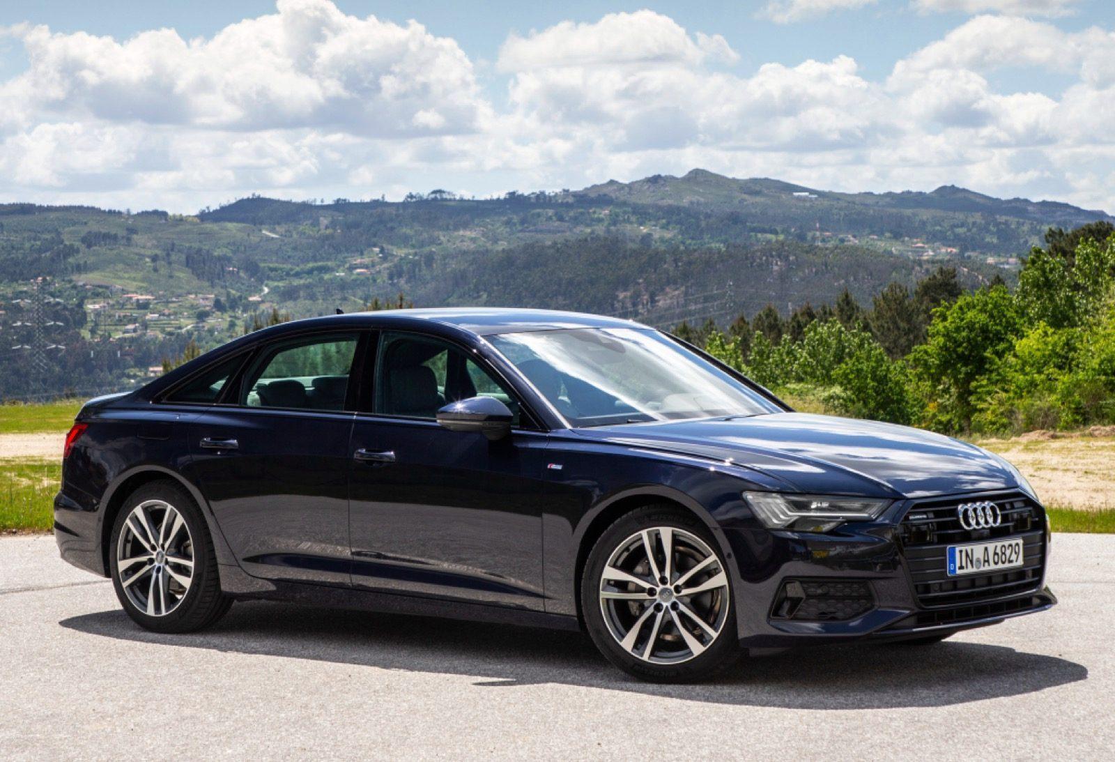 Nieuwe instapper Audi A6