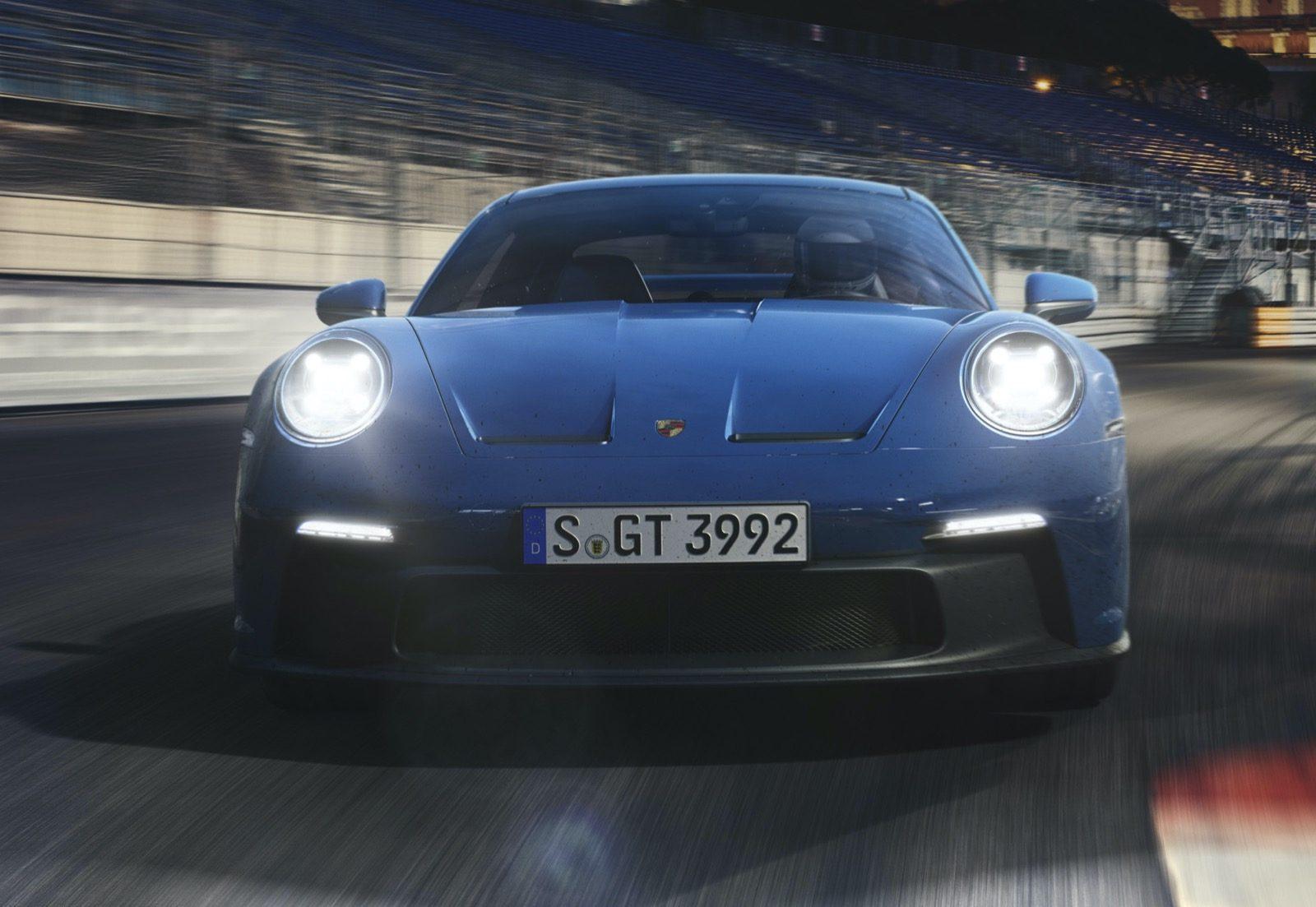 911 GT3 alternatief
