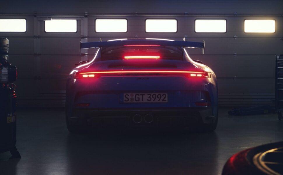 911 GT3 (992)