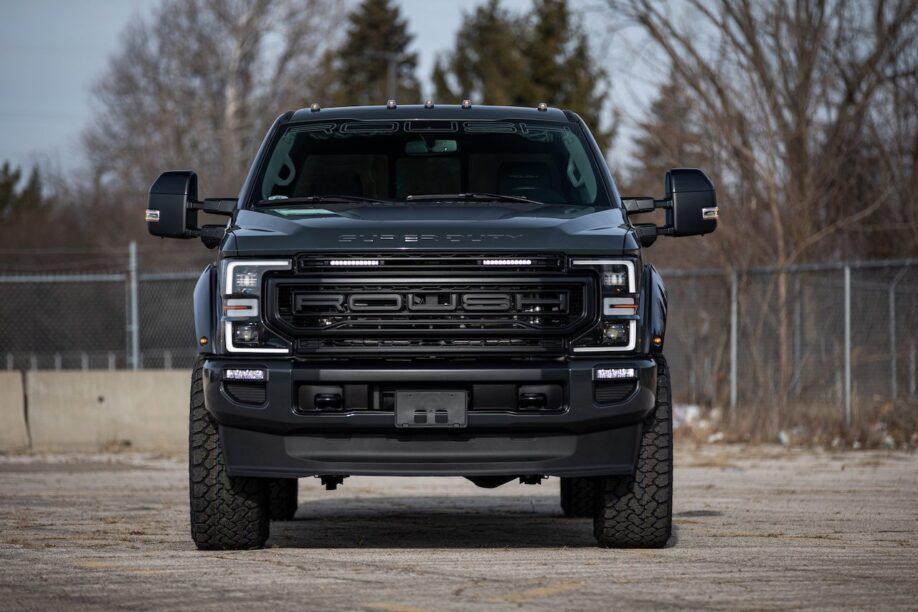 Dit doet Roush met de 6.7-liter diesel Ford F-250 en F-350