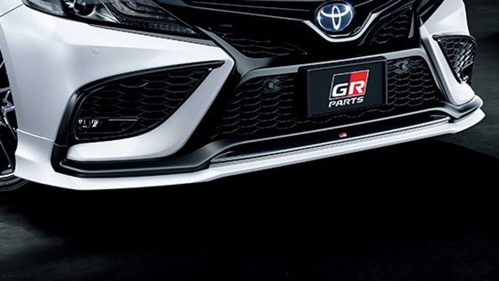 Toyota Camry GR Parts