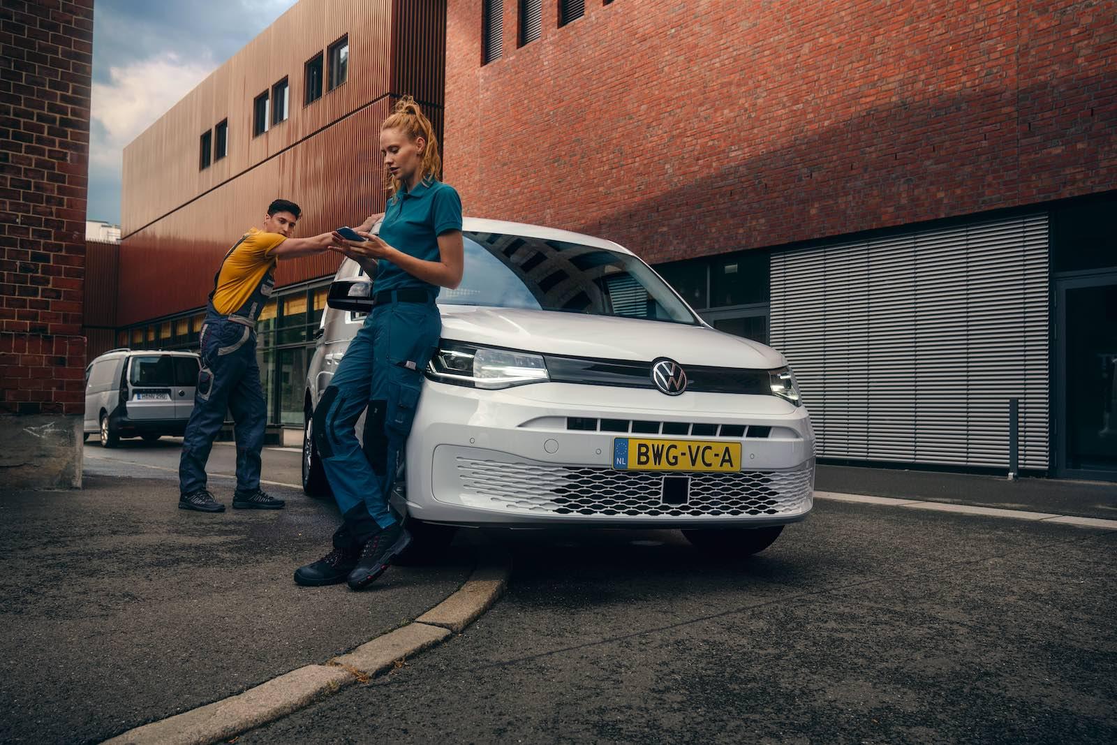 Vijf punten waarop de nieuwe Volkswagen Caddy Cargo scoort!