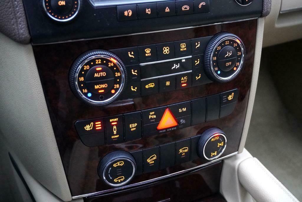 Mercedes V8 diesel