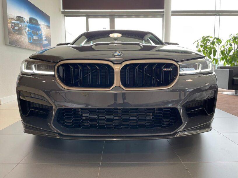 BMW M5 CS Nederland