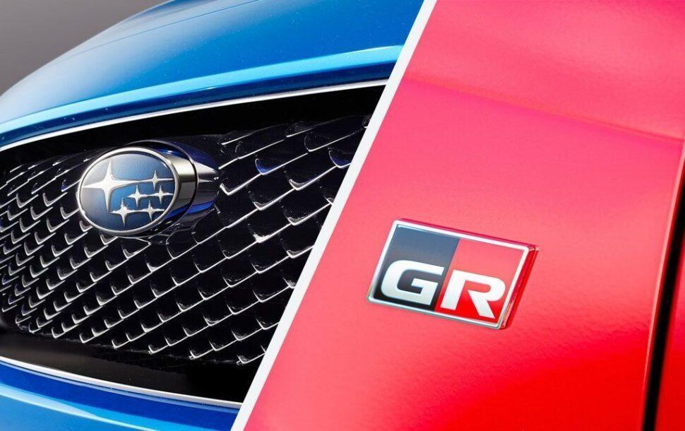 Toyota en Subaru komen samen met een sportief model