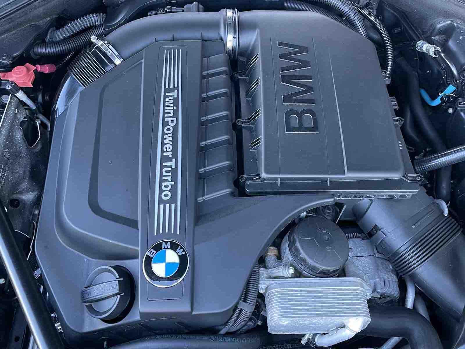 BMW 535i xDrive Wouter