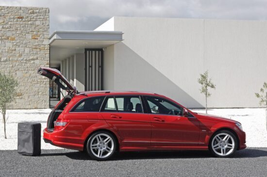 zescilinder stationwagon