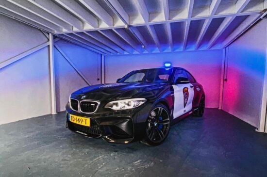 bmw m-town police