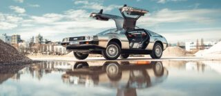 delorean collectables
