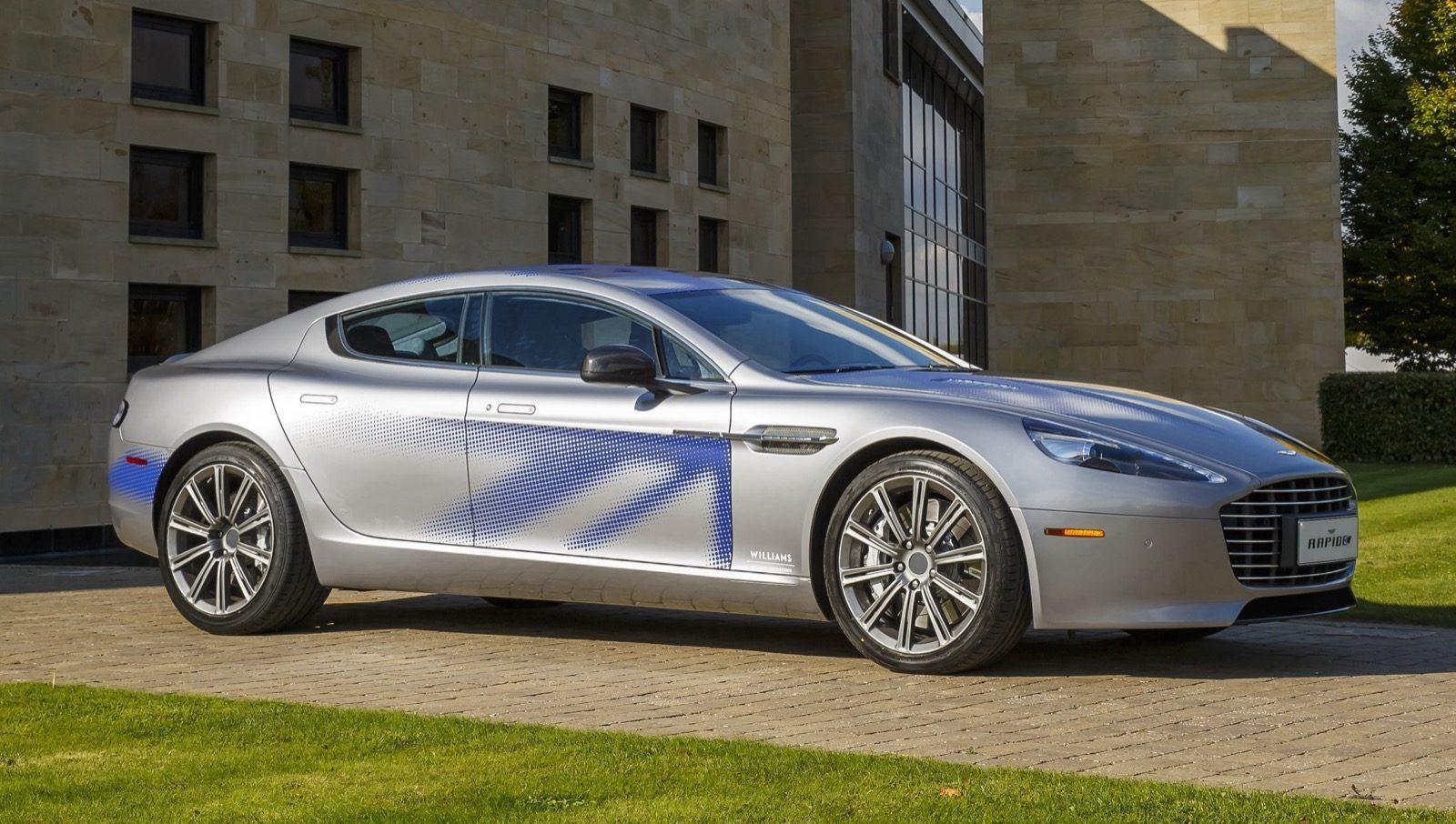 Elektrische Aston Martins