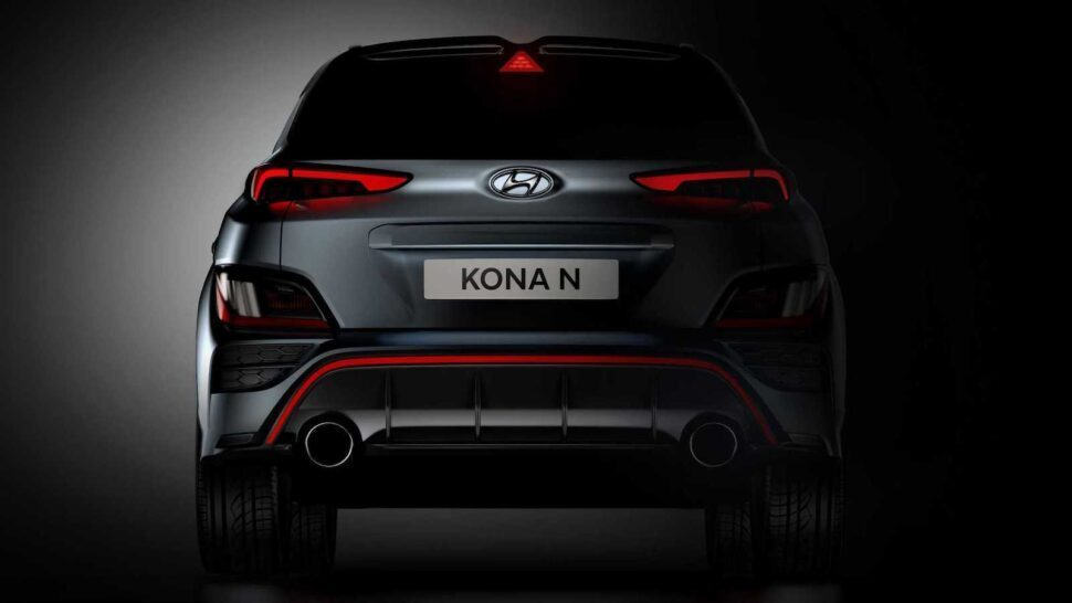 Dit is de Hyundai Kona N!