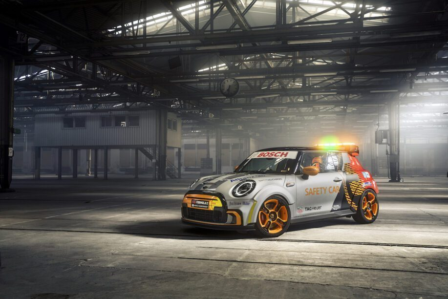 MINI Electric Pacesetter is eerste knipoog naar JCW EV
