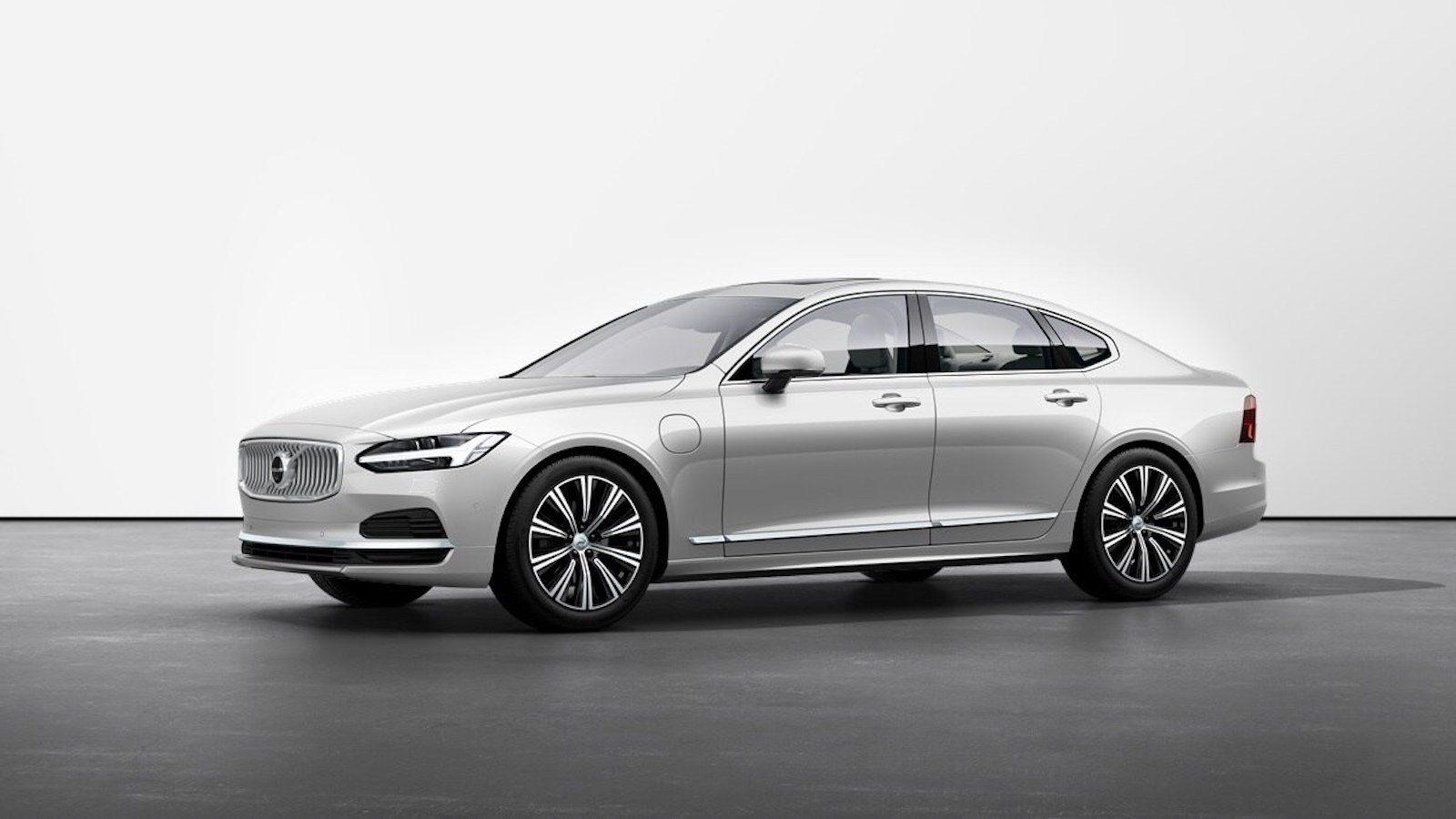 Volvo V90 modeljaar update