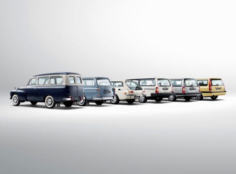 Volvo stationwagon