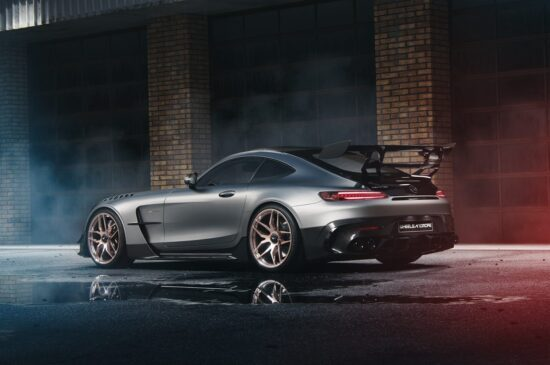Wheelsandmore AMG GT Black Series