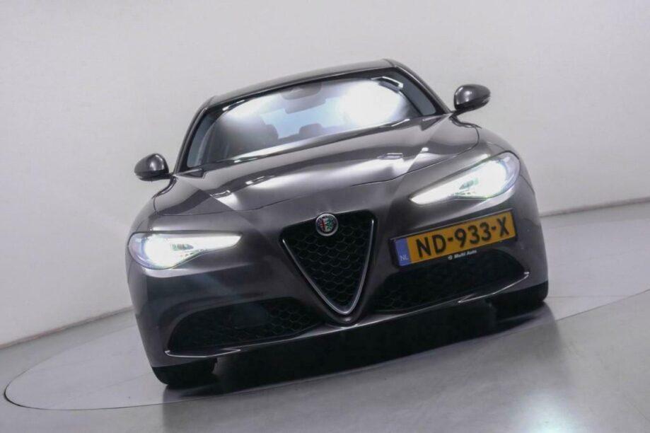 Alfa Romeo Giulia Occasion