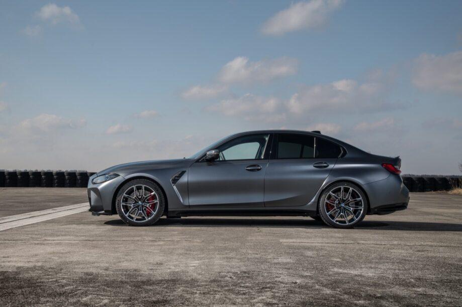 BMW M3 xDrive
