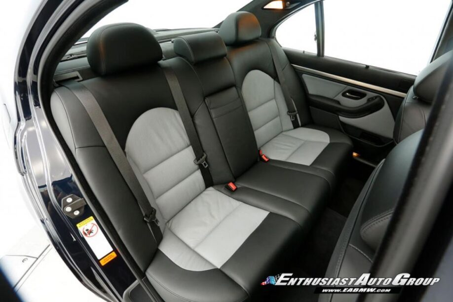 BMW M5 (E39) verkocht