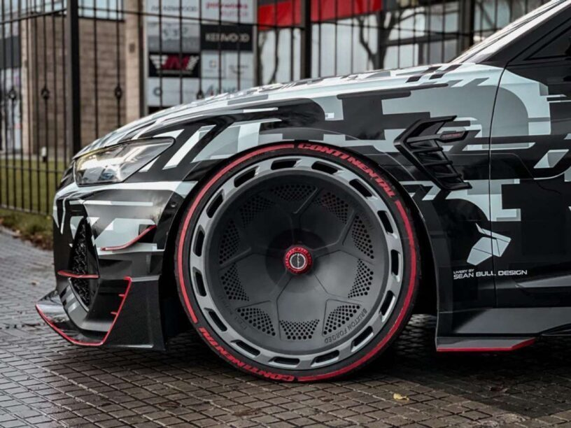 most expensive Audi RS6 in Europe