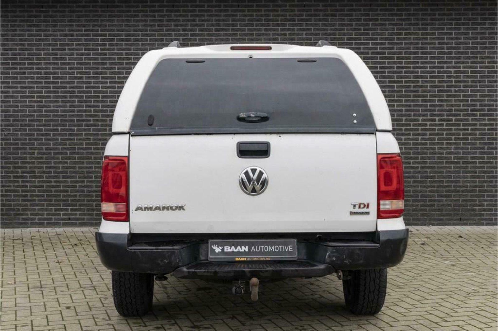 goedkoopste Volkswagen Amarok