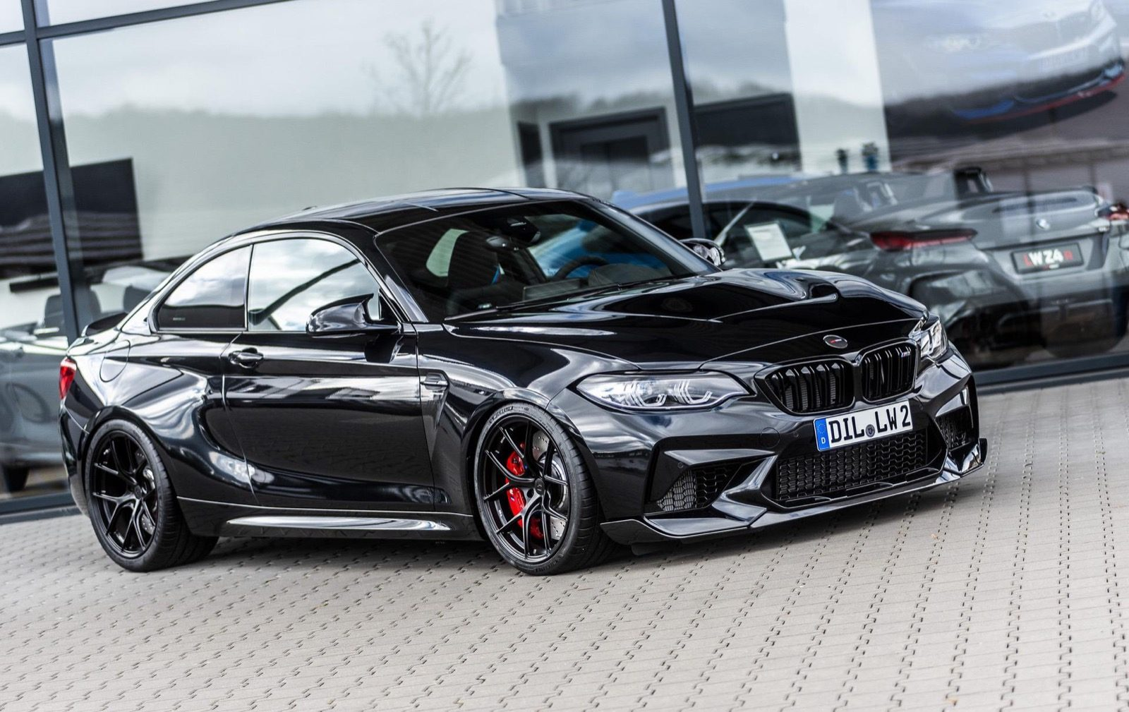 lightweight-final-edition-m2-competition