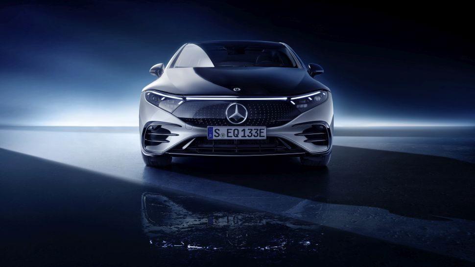 Mercedes EQS komt er niet als coupé of cabrio