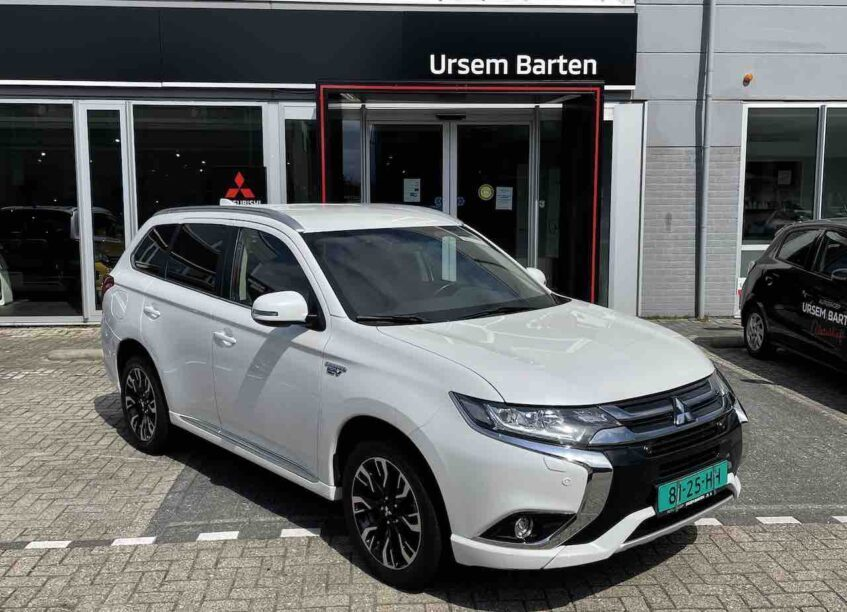 Mitsubishi Outlander 3 2012-heden Occasion Aankoopadvies