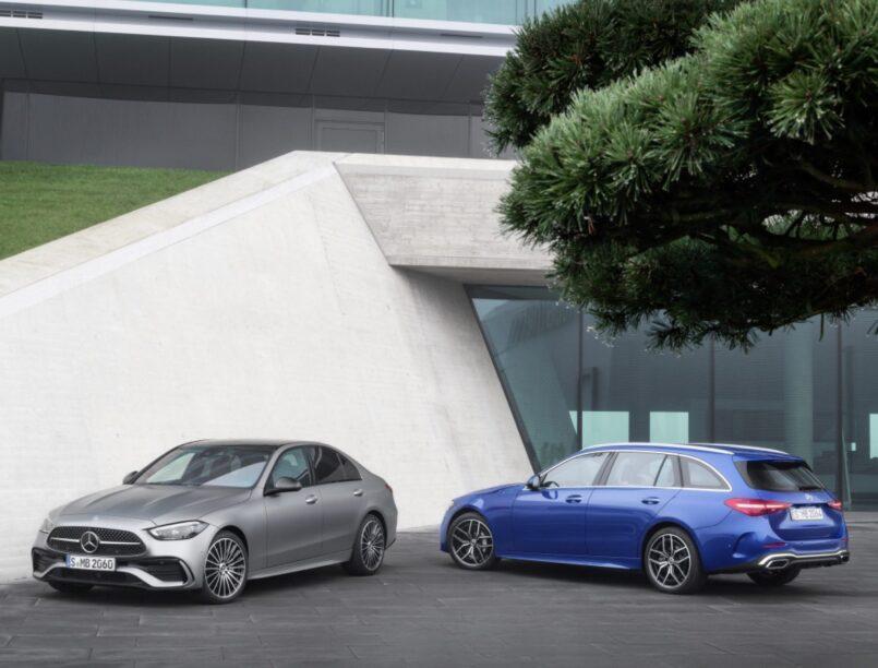 Prijzen Mercedes C-Klasse