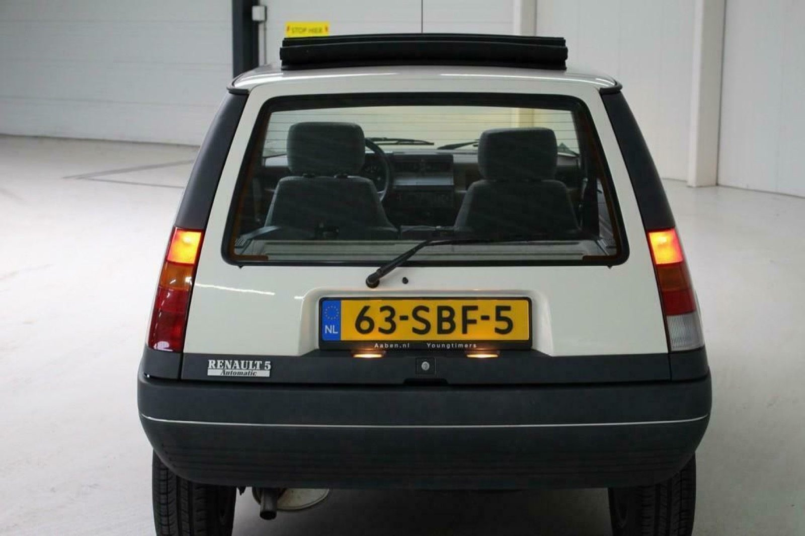 Renault 5 automaat