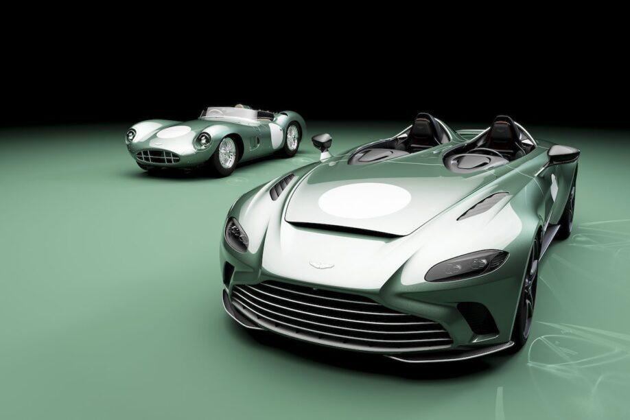 Aston Martin onthult speciale uitvoering van een speciale uitvoering