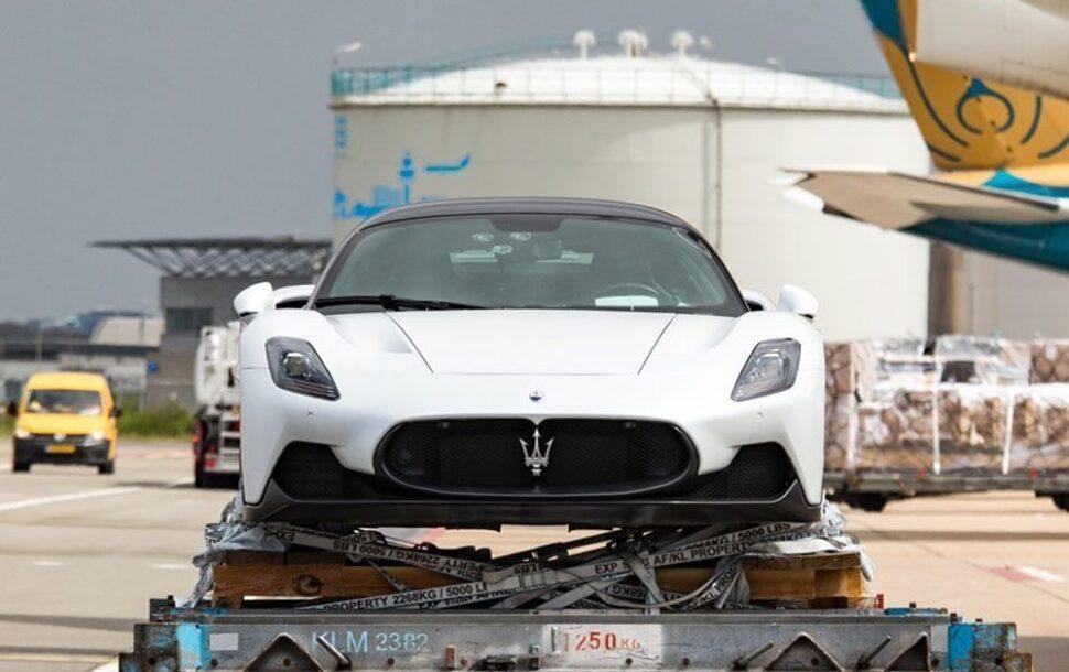 Maserati MC20 Nederland