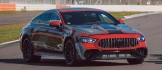 Video: brute Mercedes-AMG GT73e komt in actie