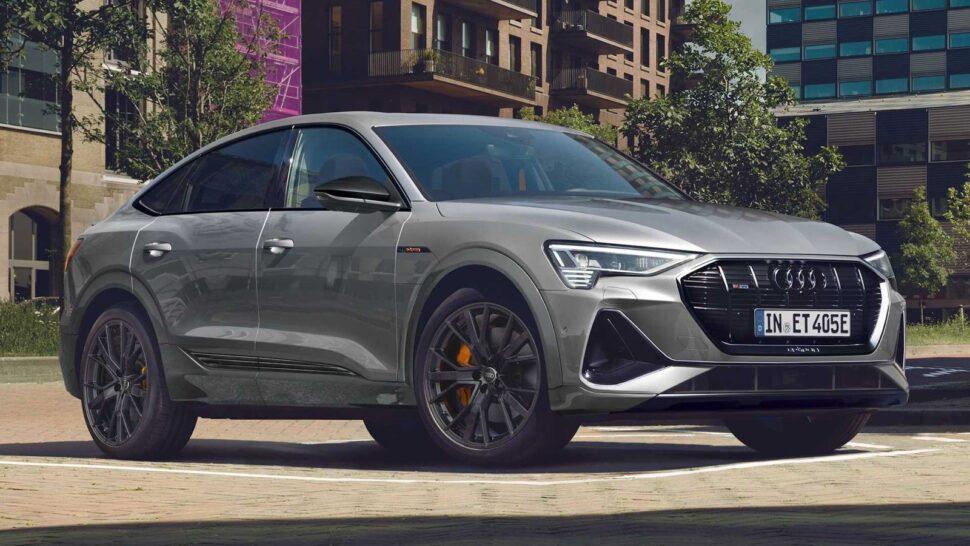 Audi e-tron Black Edition