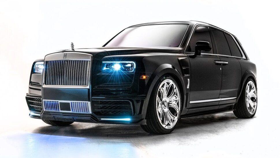 Rolls-Royce Drake