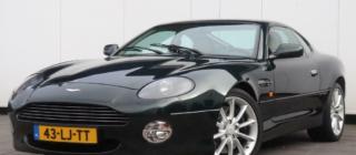 Goedkoopste Aston Martin van Marktplaats