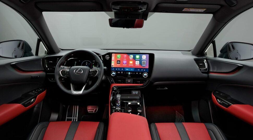 Nieuwe Lexus NX