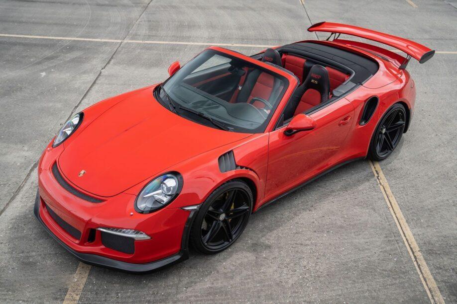 Porsche 991 GT3 RS Cabrio