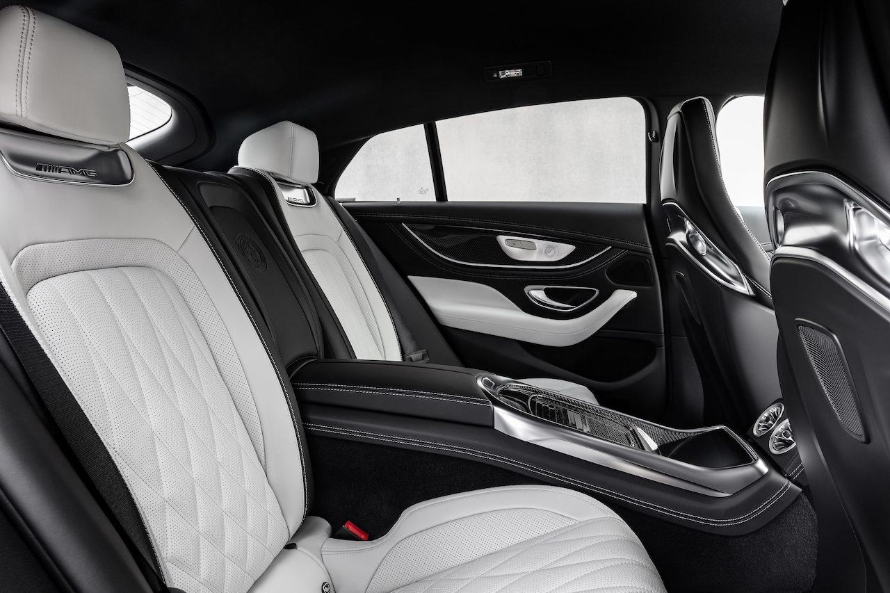 AMG GT 4-Door update