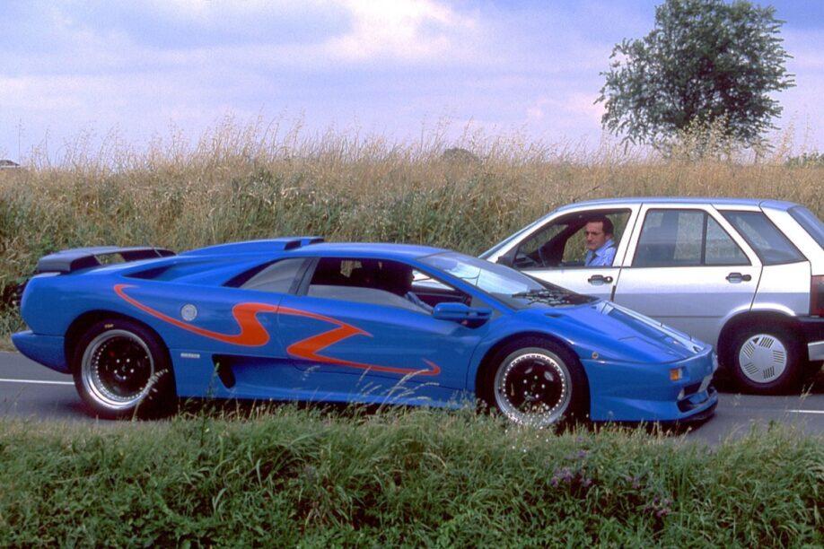 Lamborghini bijna uitverkocht