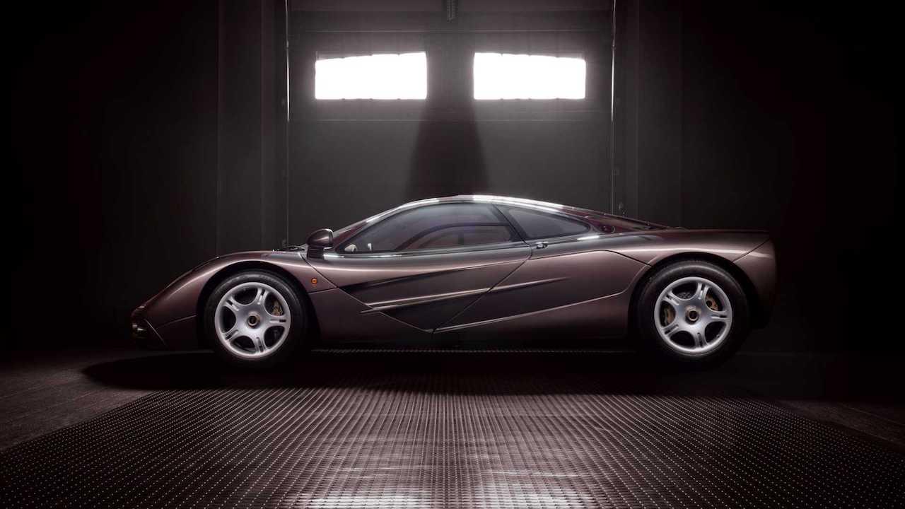 McLaren F1 veiling