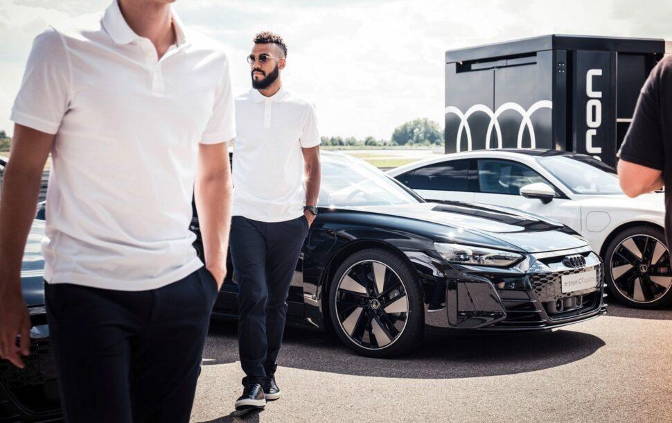 Audi e-tron GT FC Bayern