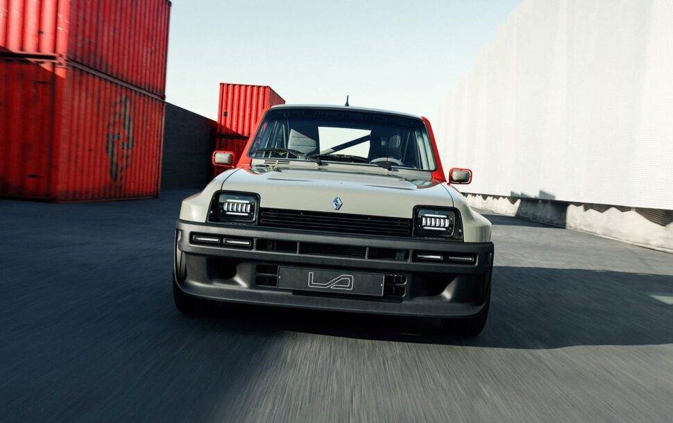 Legende Automobiles Turbo 3 restomod