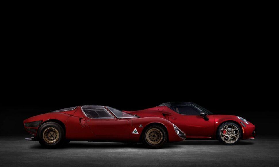 Allerlaatste Alfa 4C